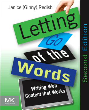 Letting Go Of The Words 2nd Edition Ebook