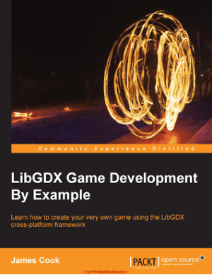 Free Download PDF Books, Libgdx Game Development By Example
