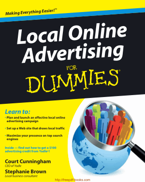 Free Download PDF Books, Local Online Advertising For Dummies Ebook