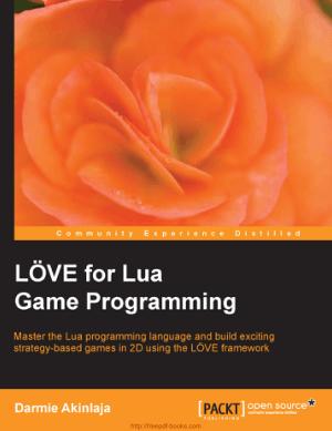 Free Download PDF Books, Love For Lua Game Programming