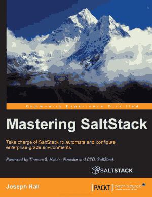 Mastering Saltstack Book