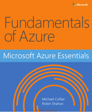 Free Download PDF Books, Microsoft Azure Essentials Book