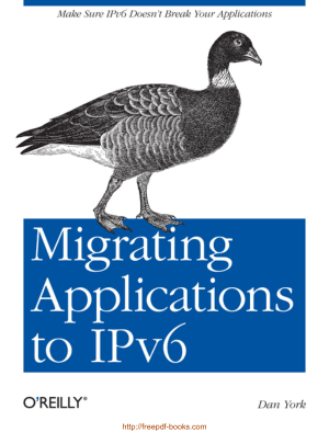 Migrating Applications To Ipv6 Book