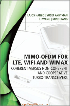 Free Download PDF Books, Mimo-Ofdm For Lte Wifi And Wimax