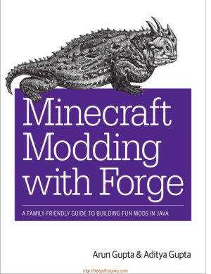 Free Download PDF Books, Minecraft Modding With Forge