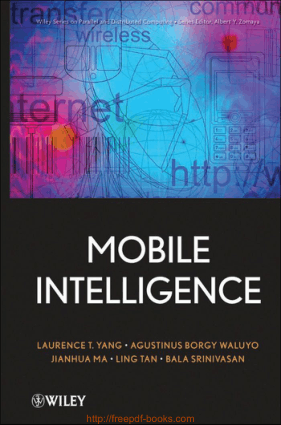 Mobile Intelligence Book