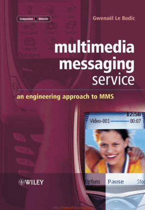 Multimedia Messaging Service Book