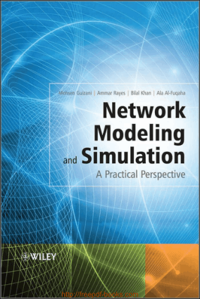 Free Download PDF Books, Network Modeling And Simulation Book