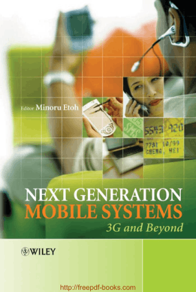 Next Generation Mobile Systems 3g Beyond