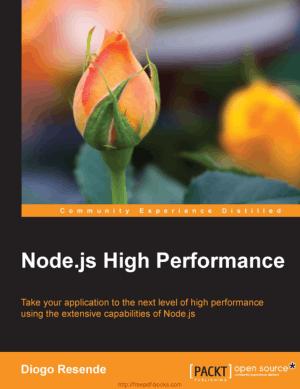 Free Download PDF Books, Node.Js High Performance