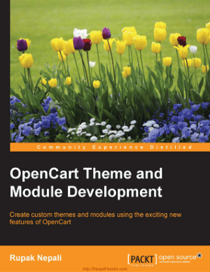 Opencart Theme And Module Development Ebook