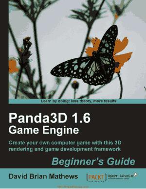 Free Download PDF Books, Panda3d 1.6 Game Engine
