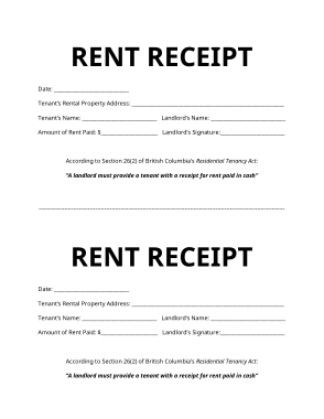 Property Rent Payment Invoice Template Free Download Free Pdf Books