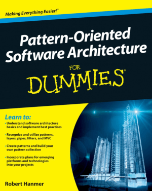 Free Download PDF Books, Pattern Oriented Software Architecture For Dummies