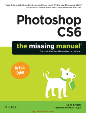 Free Download PDF Books, Photoshop CS6 The Missing Manual