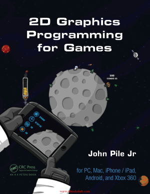 Free Download PDF Books, 2D Graphics Programming for Games