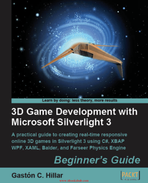 Free Download PDF Books, 3D Game Development with Microsoft Silverlight 3