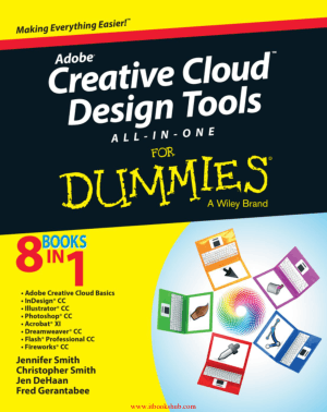 Adobe Creative Cloud Design Tools All in One For Dummies