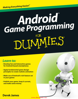 Free Download PDF Books, Android Game Programming For Dummies