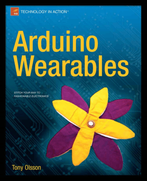 Arduino Wearables, Pdf Free Download