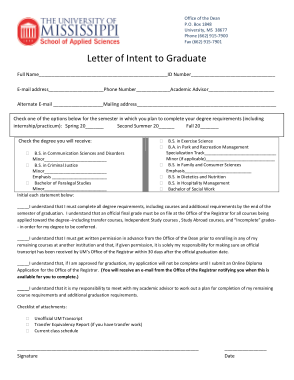Free Download PDF Books, Letter of Intent Graduate School Template