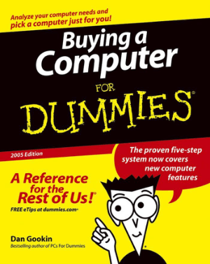 Free Download PDF Books, Buying a Computer For Dummies, 2005 Edition, Pdf Free Download