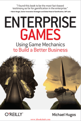 Free Download PDF Books, Enterprise Games – Using Game Mechanics to Build a Better Business