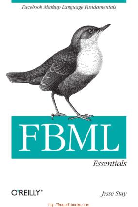 Free Download PDF Books, Fbml Essentials