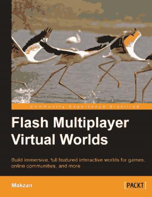 Free Download PDF Books, Flash Multiplayer Virtual Worlds