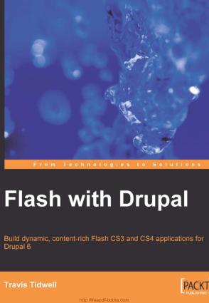Free Download PDF Books, Flash With Drupal