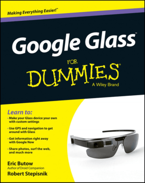 Free Download PDF Books, Google Glass For Dummies