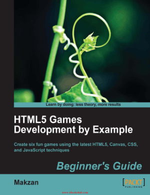Free Download PDF Books, HTML5 Games Development by Example