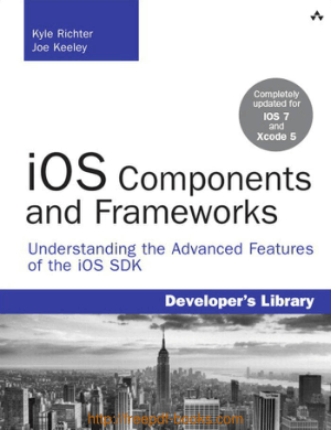 Ios Components And Frameworks