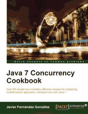 Java 7 Concurrency Cookbook, Java Programming Book
