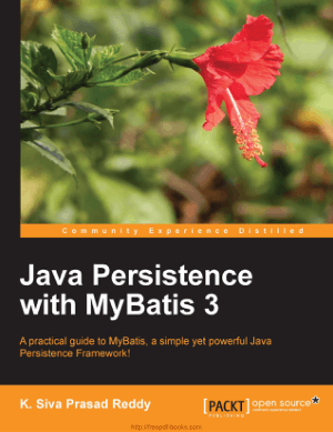 Java Persistence With Mybatis 3, Java Programming Book