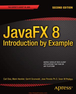 Javafx 8 2nd Edition Book