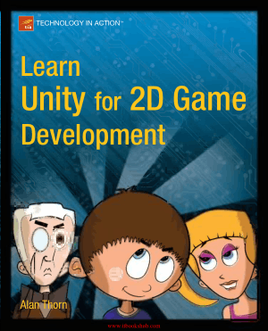 Free Download PDF Books, Learn Unity for 2D Game Development