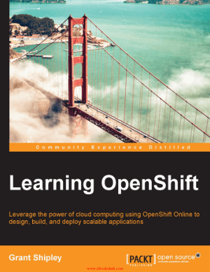 Learning OpenShift, Learning Free Tutorial Book