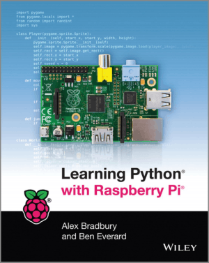 Learning Python with Raspberry Pi, Learning Free Tutorial Book
