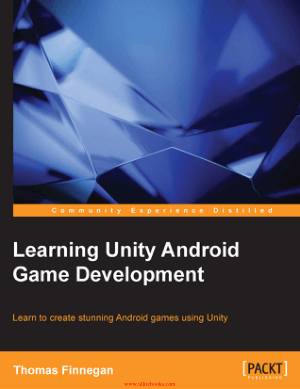Learning Unity Android Game Development, Learning Free Tutorial Book