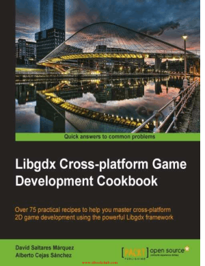 Free Download PDF Books, Libgdx Cross platform Game Development Cookbook