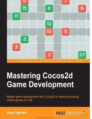 Free Download PDF Books, Mastering Cocos2d Game Development