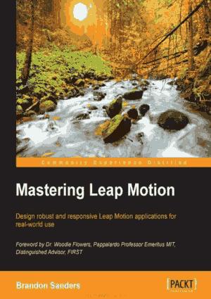 Free Download PDF Books, Mastering Leap Motion