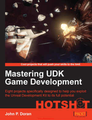 Free Download PDF Books, Mastering UDK Game Development