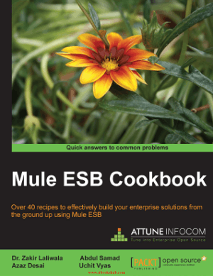 Free Download PDF Books, Mule ESB Cookbook