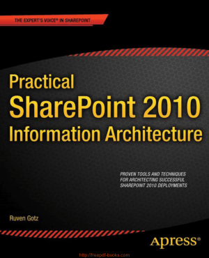 Free Download PDF Books, Practical SharePoint 2010 Information Architecture