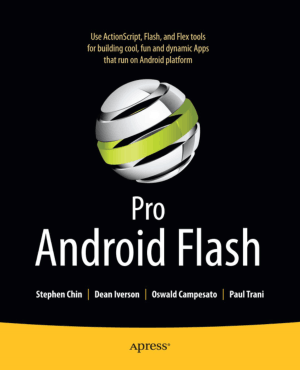 Free Download PDF Books, Pro Android Flash