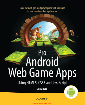 Free Download PDF Books, Pro Android Web Game Apps