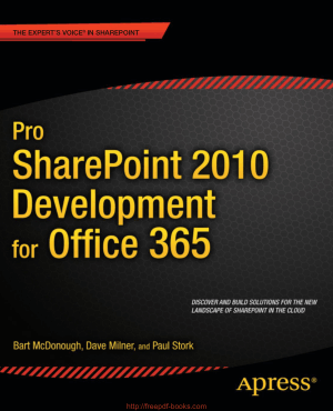 Free Download PDF Books, Pro SharePoint 2010 Development for Office 365