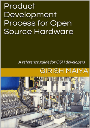 Product Development Process for Open Source Hardware